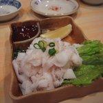 満福 - 料理写真:真っ白なセンマイ