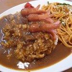 レストラン伍平 - ナポレオンライス
