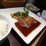 OTTO - ランチ 豚肉料理