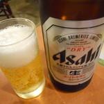 バーミヤン - 瓶ビール