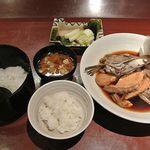 29507162 - 煮魚御膳