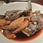 29507166 - 鯛の煮付け