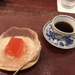 すし処 宮葉 - デザート