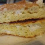 Urth Caffé - ストロベリー パンケーキ