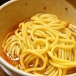 たつ屋 - 中華麺