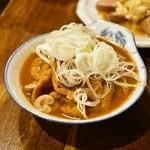 もつ煮込み専門店 沼田 - 2014.7 もつ煮込み味噌仕立て(390円)