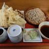 長谷山 - 料理写真:別製天せいろ