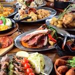 マヌエル・シュラスケリア - お肉から魚介まで豊富なお料理。