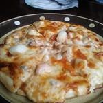 レッドピーマン - ミックスピザ