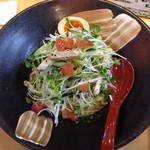 蔵出し味噌 麺場 田所商店 - 夏の限定