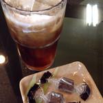 Kohihausunakazawa - アイスコーヒー