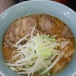 ラーメン二郎 中山駅前店 -