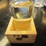 おおひら - 「菊秀 純米吟醸」