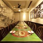 紅虎餃子房 - 15名様から24名様までご案内可能な個室