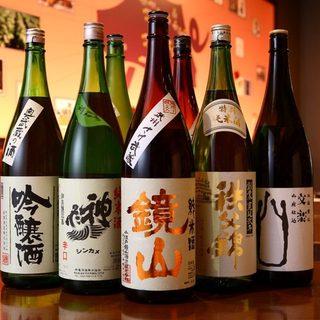 埼玉の地酒充実