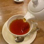 アフタヌーンティー・ティールーム - ☆紅茶でホッと一息つけましたぁ☆