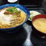 渥美 - カツ丼