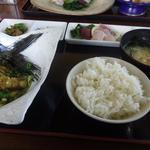 しょくらく宗 小三 - きまぐれ定食¥830