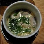 創和ダイニング 寛 - 茶碗蒸し (2009.12)