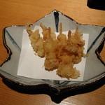 創和ダイニング 寛 - 生姜の天ぷら (2010.11)