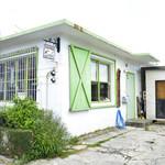 沖縄セラードコーヒー - 外人住宅街の少し奥まった所にあります