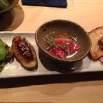 ginzatorikou - 前菜