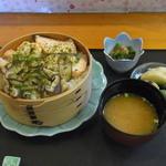日本料理 篠 - 料理写真:わっぱ飯ご飯(1030円)