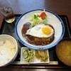 つくば屋 - 料理写真:煮込みハンバーグ定食¥1000 ※税込価格