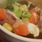 ハッピーバリ - 具材たっぷりスープ
