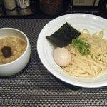 麺Dining ひろまる - 濃厚魚介つけ麺