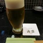 山登 - ビール