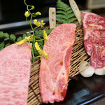 肉問屋 - ロース (710円) '14 7月中旬