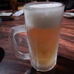 暖団家 - 生ビール