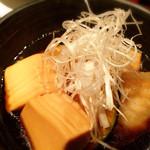 至福の富山湾 海鮮山鮮 - 銀ダラ煮付け