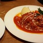 洋食屋 銀座グリルカーディナル - ★ジャンボロールキャベツ♪