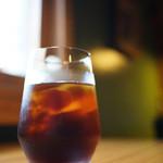 サボイア s-21 - ドリンク写真:水出しコーヒー