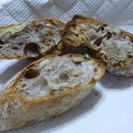 パンやきどころ RIKI - ミックスナッツ ¥240+税