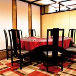 中国料理 桃花苑 - 4名様から個室も利用いただけます。