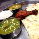 サムンドラマハル  - 料理写真: