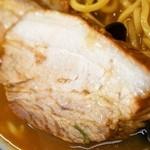 大貫本店 - 中華そば 焼豚