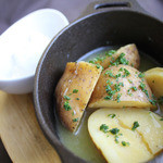 キリンシティ - インカのめざめバター煮