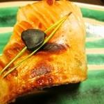 懐石料理かこむら - 焼物(真魚鰹の西京焼き)