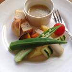 オルトキッチン - バーニャカウダ
