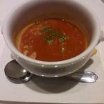 ラ・メール・プラール - 魚介の旨味たっぷり スープ・ド・ポワソン