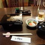 鰻 十和田 - 楓4100円セット