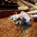 鰻 十和田 - トロミは有りません。