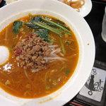 29542953 - ランチ「担々麺セット」