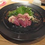 五縁 - ハツ(ココロ)刺身