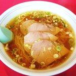 温州菜館 - 料理写真:チャーシュー麺