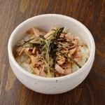 みそ壱 - チャーシュー丼